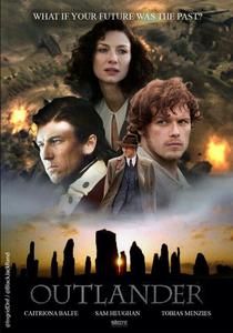Outlander (1ª Temporada) - Poster / Capa / Cartaz - Oficial 10