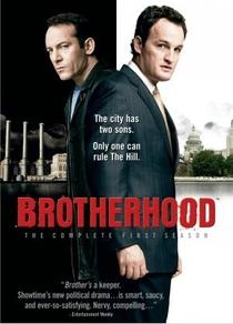 Brotherhood (1ª Temporada) - Poster / Capa / Cartaz - Oficial 1