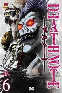 Death Note (2ª Temporada) - Poster / Capa / Cartaz - Oficial 29