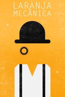 Laranja Mecânica - Poster / Capa / Cartaz - Oficial 18