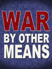 Guerra por outros meios - Poster / Capa / Cartaz - Oficial 1