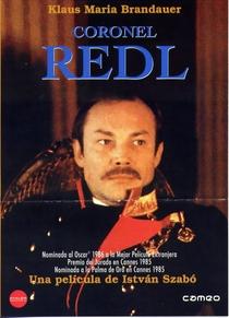 Coronel Redl - Poster / Capa / Cartaz - Oficial 1
