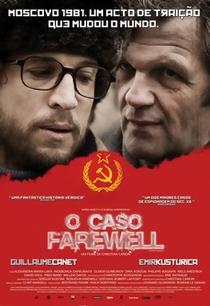 O Caso Farewell - Poster / Capa / Cartaz - Oficial 1