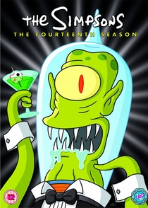 Os Simpsons (14ª Temporada) - Poster / Capa / Cartaz - Oficial 1