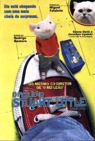 O Pequeno Stuart Little - Poster / Capa / Cartaz - Oficial 2
