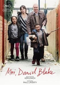 Eu, Daniel Blake - Poster / Capa / Cartaz - Oficial 1