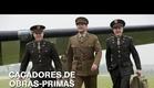 Os Caçadores de Obras-Primas | Trailer Legendado HD | 2014