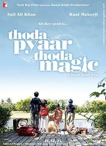 Thoda Pyaar Thoda Magic - Poster / Capa / Cartaz - Oficial 2