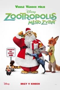Zootopia: Essa Cidade é o Bicho - Poster / Capa / Cartaz - Oficial 36