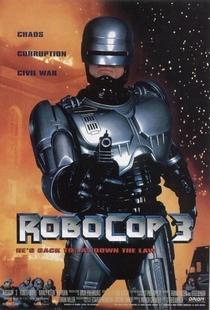 RoboCop 3 - Poster / Capa / Cartaz - Oficial 5