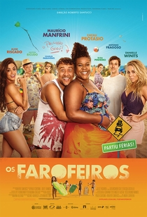 Os Farofeiros - Poster / Capa / Cartaz - Oficial 1