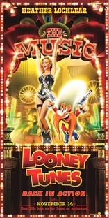 Looney Tunes: De Volta à Ação - Poster / Capa / Cartaz - Oficial 5