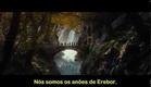 The Hobbit - The Desolation of Smaug - Official Main Trailer | Legendado PT-BR [HD]