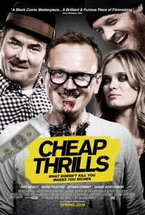 Cheap Thrills - Poster / Capa / Cartaz - Oficial 1