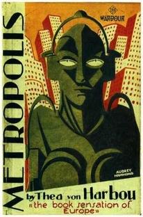 Metrópolis - Poster / Capa / Cartaz - Oficial 5