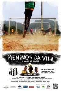 Meninos da Vila - A Magia do Santos - Poster / Capa / Cartaz - Oficial 1