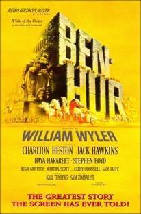 Ben-Hur - Poster / Capa / Cartaz - Oficial 1