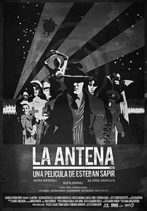 A Antena - Poster / Capa / Cartaz - Oficial 3