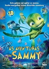 As Aventuras de Sammy - Poster / Capa / Cartaz - Oficial 2