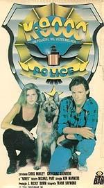 K9000 - Um Policial Mil Vezes Melhor - Poster / Capa / Cartaz - Oficial 1