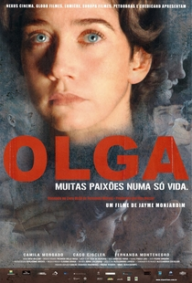 Olga - Poster / Capa / Cartaz - Oficial 2