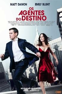 Os Agentes do Destino - Poster / Capa / Cartaz - Oficial 1