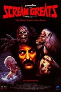 Tom Savini, Master of Horror Effects - Poster / Capa / Cartaz - Oficial 1