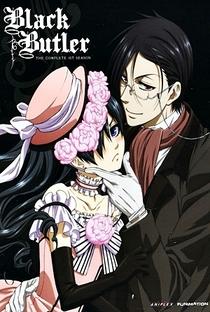 Kuroshitsuji (1ª Temporada) - Poster / Capa / Cartaz - Oficial 7