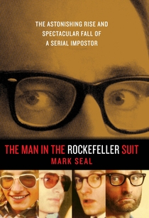 The Man in the Rockefeller Suit - Poster / Capa / Cartaz - Oficial 1