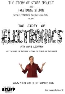 A História dos Eletrônicos - Poster / Capa / Cartaz - Oficial 1