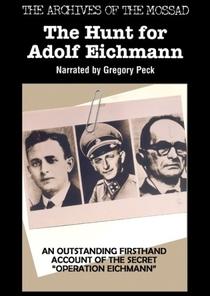Eichmann - Caçada ao Carrasco Nazista - Poster / Capa / Cartaz - Oficial 1
