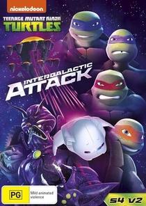 Tartarugas Ninja (4ª Temporada) - Poster / Capa / Cartaz - Oficial 5