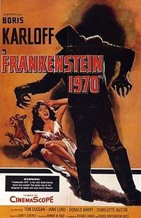 O Castelo de Frankenstein - Poster / Capa / Cartaz - Oficial 1