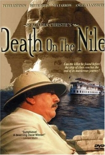 Morte sobre o Nilo - Poster / Capa / Cartaz - Oficial 9