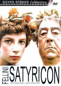 Satyricon de Fellini - Poster / Capa / Cartaz - Oficial 9