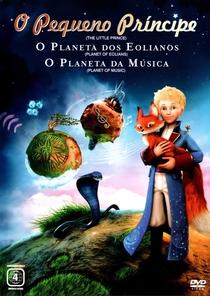 O Pequeno Príncipe: O Planeta dos Eolianos + O Planeta da Música  - Poster / Capa / Cartaz - Oficial 1