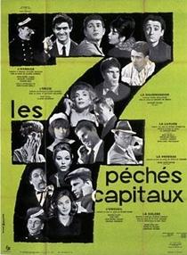 Os Sete Pecados Capitais - Poster / Capa / Cartaz - Oficial 1