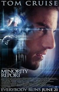 Minority Report - A Nova Lei - Poster / Capa / Cartaz - Oficial 2