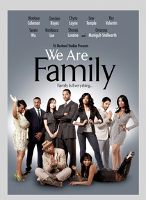 We Are Family - Poster / Capa / Cartaz - Oficial 1
