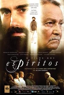 O Filme dos Espíritos  - Poster / Capa / Cartaz - Oficial 1
