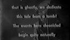 MACABRE 1958 trailer Very Rare LONG Version #2