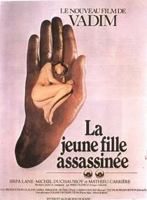 A Jovem Assassinada - Poster / Capa / Cartaz - Oficial 1