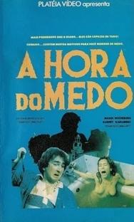 A Hora do Medo - Poster / Capa / Cartaz - Oficial 1