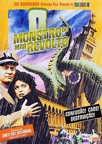 O Monstro do Mar Revolto - Poster / Capa / Cartaz - Oficial 2