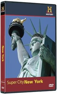Nova York, A Supercidade - Poster / Capa / Cartaz - Oficial 1