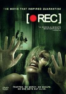 [REC] - Poster / Capa / Cartaz - Oficial 4