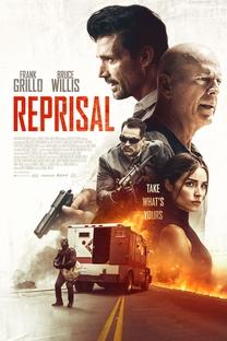 Reprisal - Poster / Capa / Cartaz - Oficial 2