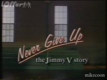 Último Desafio - A História de Jimmy Valvano - Poster / Capa / Cartaz - Oficial 1