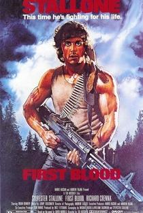 Rambo: Programado Para Matar - Poster / Capa / Cartaz - Oficial 12