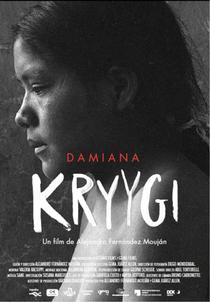 Damiana Kryygi - Poster / Capa / Cartaz - Oficial 1